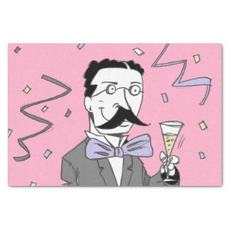 パーティー人 薄葉紙