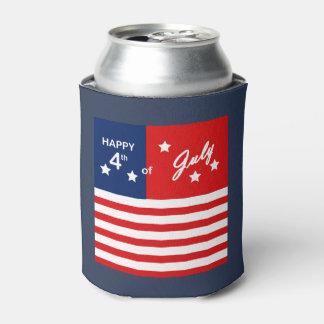 パーティー及びBBQ 7月4日の飲料のクーラーボックス 缶クーラー