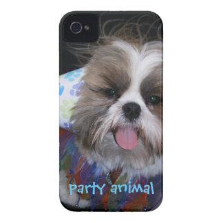パーティー好きな人のiPhoneの場合 Case-Mate iPhone 4 ケース