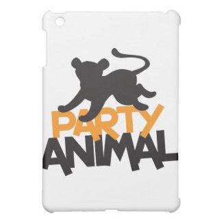 パーティー好きな人! 猫の跳躍 iPad MINI CASE