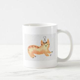 パーティー猫 コーヒーマグカップ