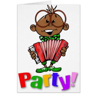 パーティー! カード