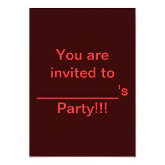 パーティー カード