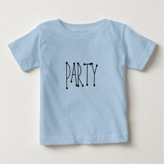 パーティー ベビーTシャツ