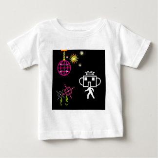 パーティーRobo ベビーTシャツ