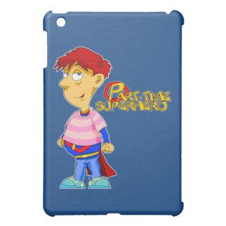 パートタイムのスーパーヒーローの小型iPadの場合 iPad Mini カバー