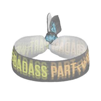 パートタイムBADASS-思わぬ障害のヘアタイ無し ヘアタイ
