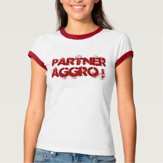 パートナーの挑発! Tシャツ