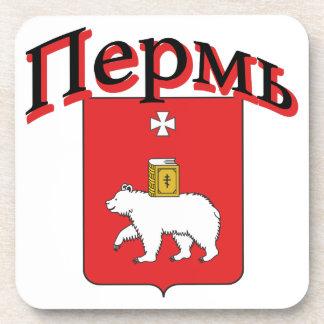 パーマのロシアの旗 コースター
