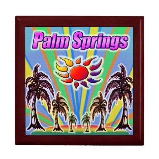 パーム・スプリングスの夏愛Giftbox ギフトボックス