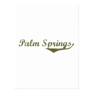 パーム・スプリングスの改革のTシャツ ポストカード