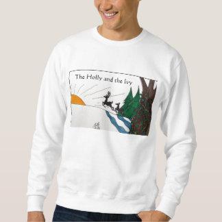 ヒイラギおよびキヅタ スウェットシャツ