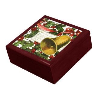 ヒイラギおよびクリスマス鐘 ギフトボックス