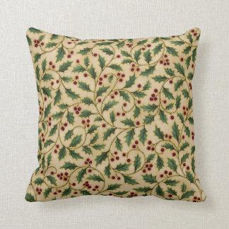 ヒイラギの果実の枕 クッション