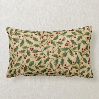 ヒイラギの果実の枕 ランバークッション