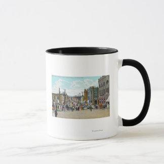 ヒイラギの通りからの西部の眺め マグカップ