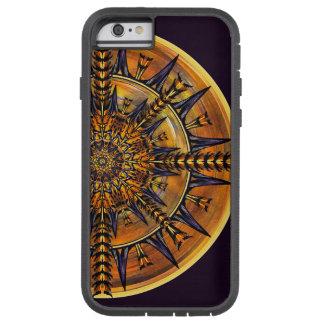 ヒエログリフのガのDemiの曼荼羅のiPhone6ケース Tough Xtreme iPhone 6 ケース