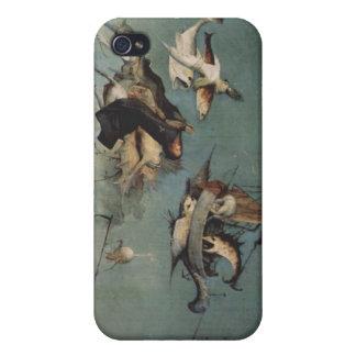 ヒエロニムス・ボスの絵画の芸術 iPhone 4 COVER