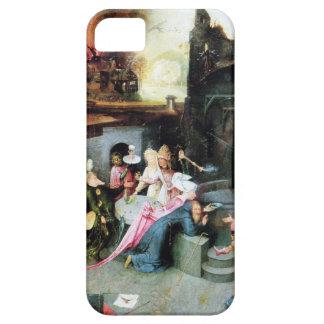 ヒエロニムス・ボスの絵画の芸術 iPhone SE/5/5s ケース