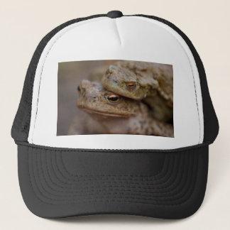 """ヒキガエル""""醜いカップル""""の帽子か帽子 キャップ"""