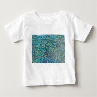 ヒスイの馬 ベビーTシャツ
