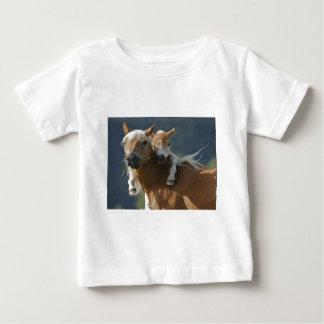 ヒスイの騎手 ベビーTシャツ