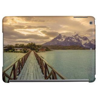 ヒステリーPehoe。 コルディエラdel Paine iPad Airケース