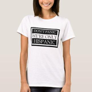 ヒスパニック1 Tシャツ
