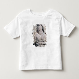 ヒッタイト人の女性を描写するレリーフ、浮き彫り トドラーTシャツ