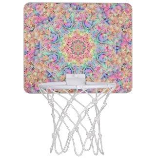 ヒッピーパターン小型バスケットボールのゴール ミニバスケットボールゴール