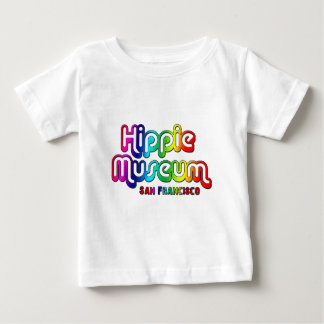 ヒッピー博物館サンフランシスコ ベビーTシャツ