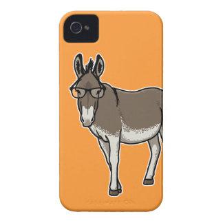 ヒップスターのろば Case-Mate iPhone 4 ケース