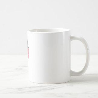 ヒップスターのアイスクリーム コーヒーマグカップ