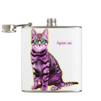 ヒップスター猫のフラスコ フラスク