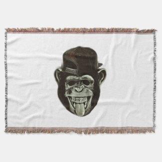 ヒップスター猿 スローブランケット