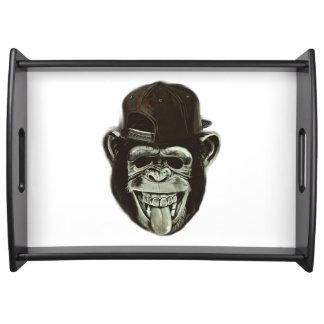 ヒップスター猿 トレー