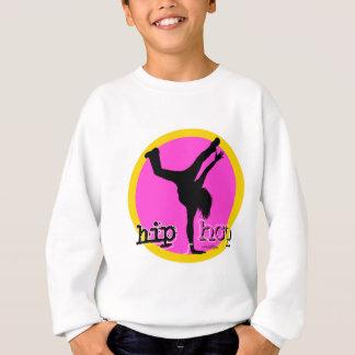 ヒップホップのダンス移動 スウェットシャツ