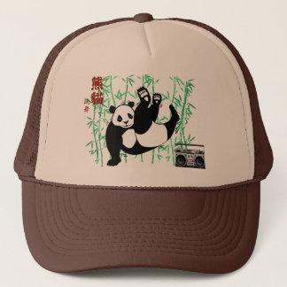 ヒップホップのパンダの帽子 キャップ