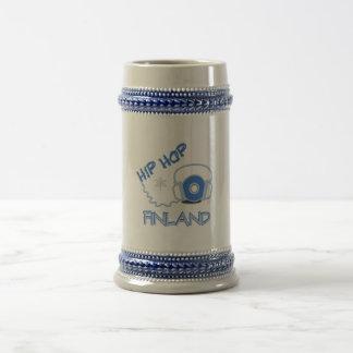 ヒップホップのフィンランドのマグ1 ビールジョッキ