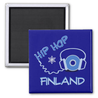 ヒップホップのフィンランドの磁石 マグネット