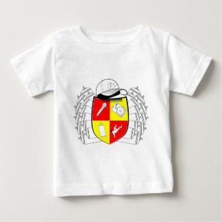 ヒップホップの要素 ベビーTシャツ