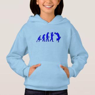 ヒップホップの進化-ダンスのフード付きスウェットシャツのスエットシャツ