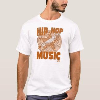 ヒップホップ音楽ファッションのTシャツ Tシャツ