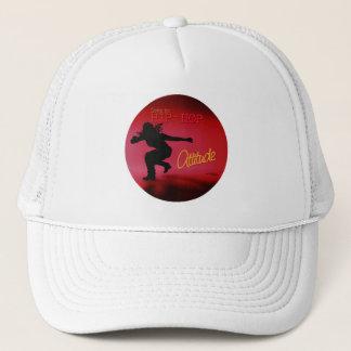 ヒップホップ-ダンスの態度の帽子 キャップ