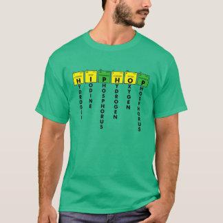 ヒップホップv1の要素 tシャツ