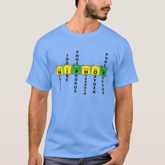 ヒップホップv2の要素 tシャツ