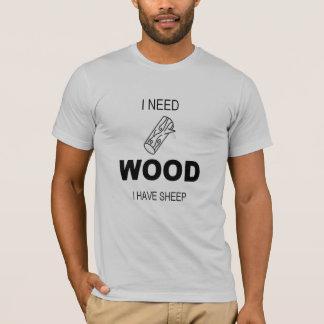 ヒツジのための木 Tシャツ