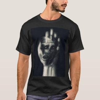 ヒツジのグラフィック無しによるFacepalmの恐怖ワイシャツ Tシャツ