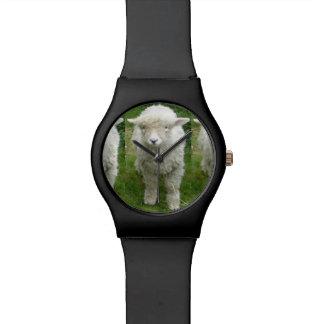 ヒツジの腕時計 腕時計
