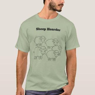 ヒツジの蓄積者 Tシャツ